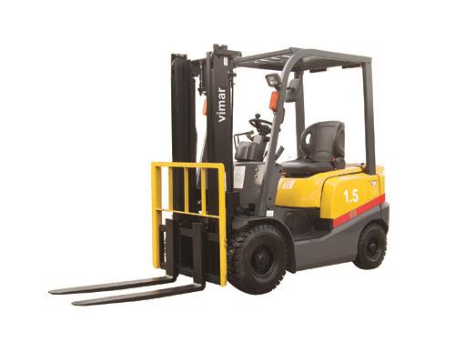 1.5 – 3.5ton Diesel Forklifts