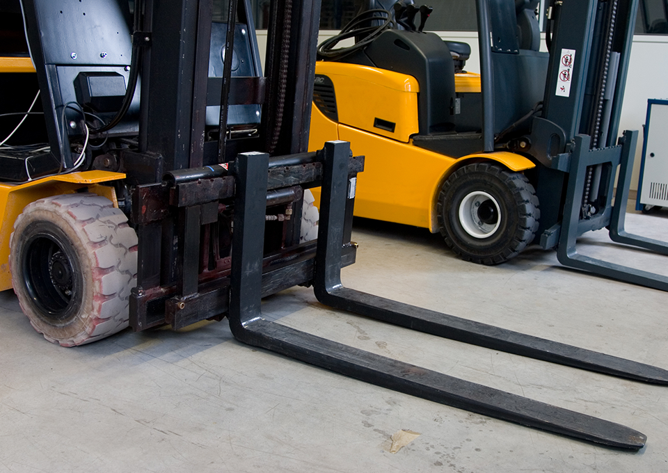 Forklifts Rental Services