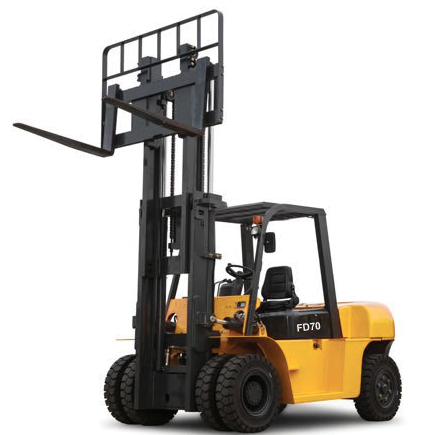 FD60 – FD70 New VIMAR Diesel Forklift (12,000kg – 14,000kg Capacity)