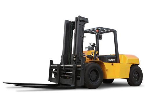 8.0-10.0T Diesel Forklift