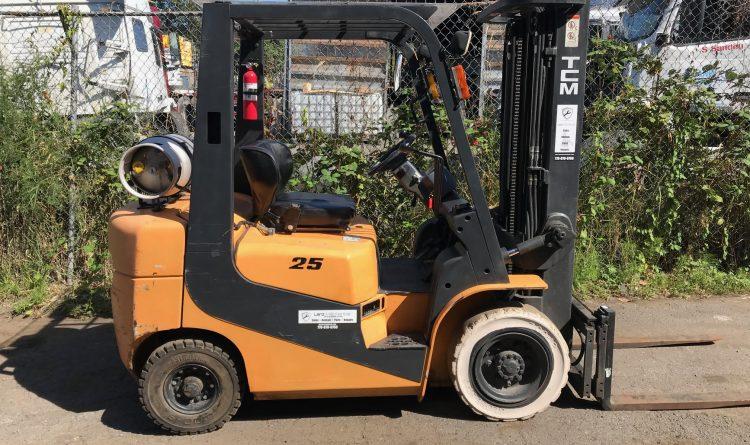 Lanz Forklift