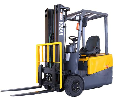 FTB13 – FTB20 New VIMAR 3-Wheel Electric Forklift (2,800lb – 6,000lb Capacity)