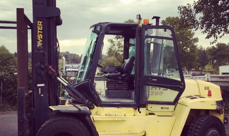 Forklift 6